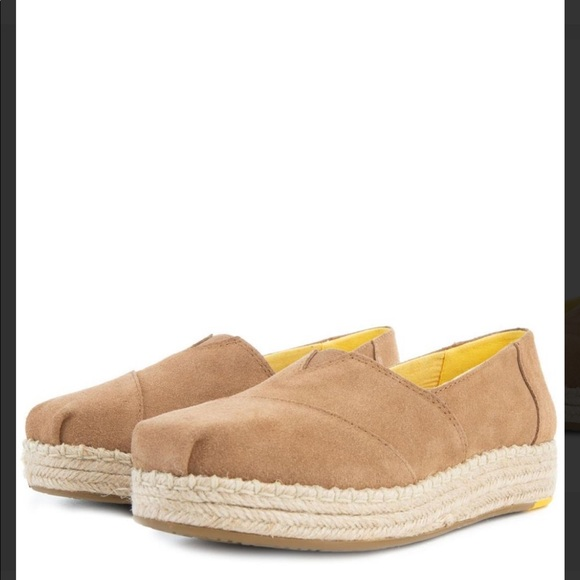 Toms Shoes | Toms Alpargata Suede
